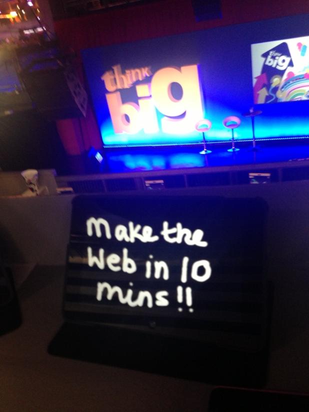 Web in 10 mins