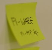 fiware sq sticker